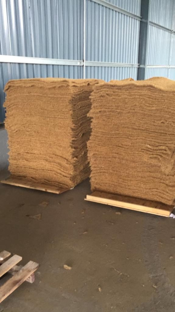 Coconut coir mat bulk