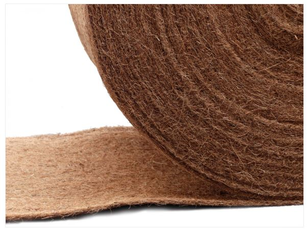 Coir coconut Fibre Roll