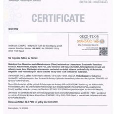 Microgreen certification